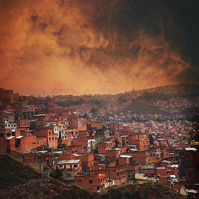 La Paz - p1038m1575337 von BlueHouseProject