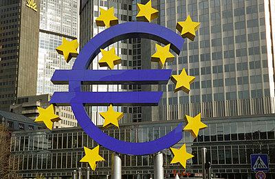 Euro-Zeichen - p2370034 von Thordis Rüggeberg