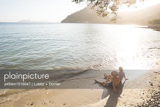 Urlaub zu zweit - p454m1516047 von Lubitz + Dorner
