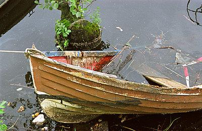 Sinking - p0960058 by Helga Lorbeer