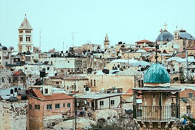 Jerusalem - p416m1498088 von Jörg Dickmann Photography