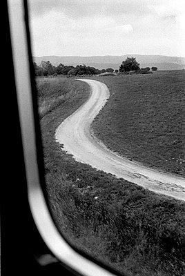 Rural landscape - p870m753809 by Gilles Rigoulet