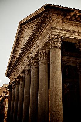 Pantheon in Rom - p1065m1183400 von KNSY Bande