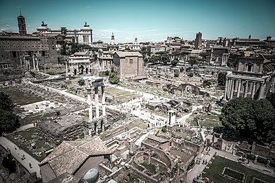 Forum Romanum - p1275m1172077 von cgimanufaktur