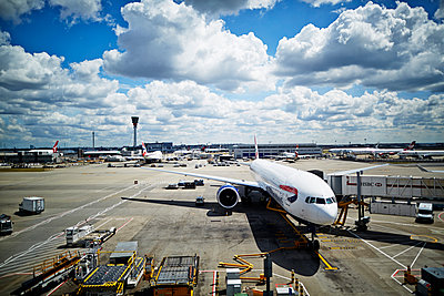 Airport London - p584m1026244 by ballyscanlon