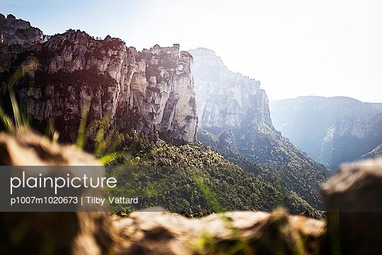 Gorges de la Jonte - p1007m1020673 by Tilby Vattard