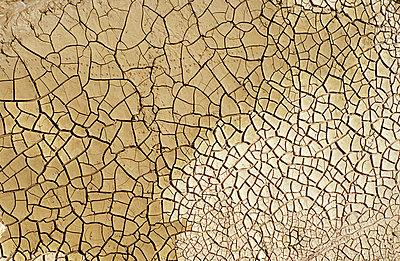 Ausgetrocknetes Flussbett - p1080193 von Thomas Kummerow