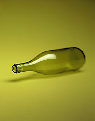 green bottle  - p5670975 by Laurence et Renaud photography