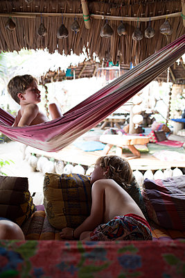 Thailand Familienurlaub - p1308m1539548 von felice douglas