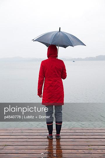 Deprimierendes Wetter - p4540778 von Lubitz + Dorner