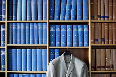 Shelf and jacket - p2684601 by Oliver Rüther