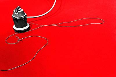 Vacuum Cleaner On Red Carpet; Berlinale - p3200552 by Jens Haas