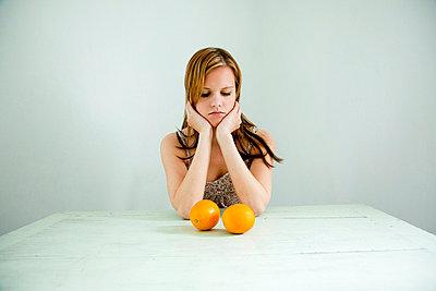 Two oranges - p4130658 by Tuomas Marttila
