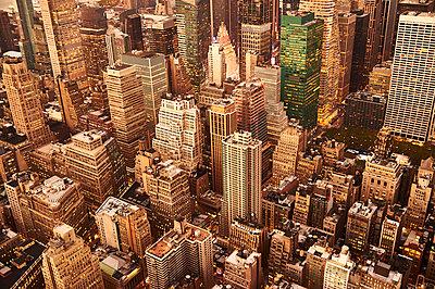 Blick auf Manhattan - p851m1048653 von Lohfink