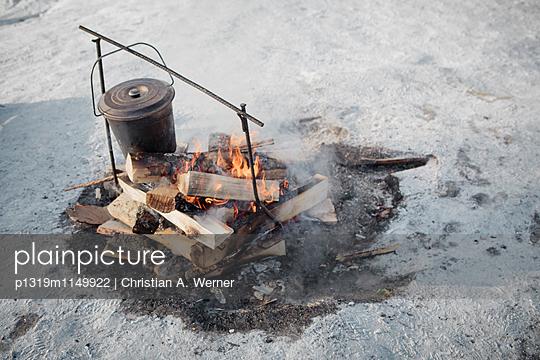 Lagerfeuer - p1319m1149922 von Christian A. Werner