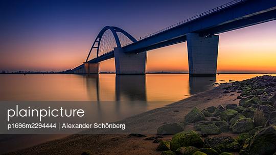 Fehmarn Sound Bridge - p1696m2294444 by Alexander Schönberg