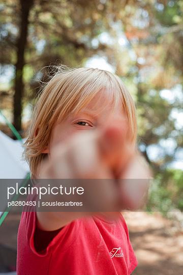 Campingurlaub - p8280493 von souslesarbres
