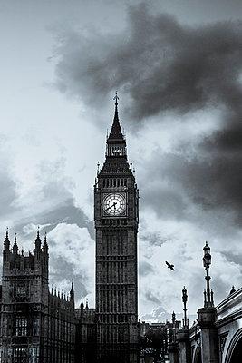 Big Ben - p975m954174 von Hayden Verry