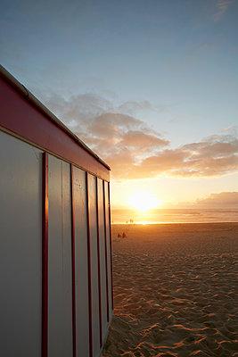 Sonnenuntergang am Meer - p464m1573973 von Elektrons 08