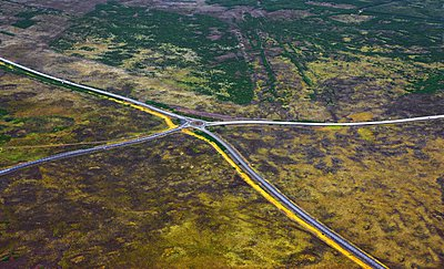 Road from above - p1084m1036864 by GUSK