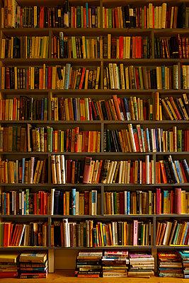 Set of bookshelves - p676m1525949 by Rupert Warren