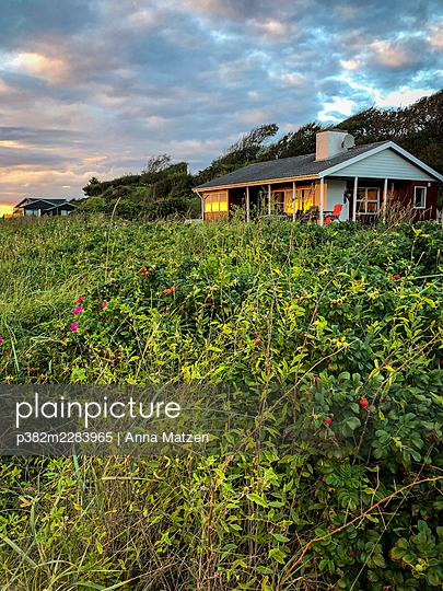 Summer house on Fyn - p382m2283965 by Anna Matzen