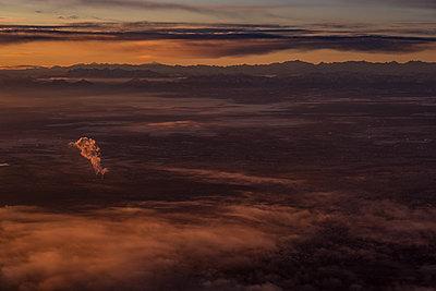 Sonnenaufgang - p1243m1516586 von Archer
