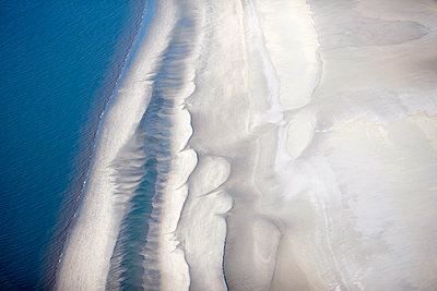 Strand auf Borkum - p1258m1094583 von Peter Hamel
