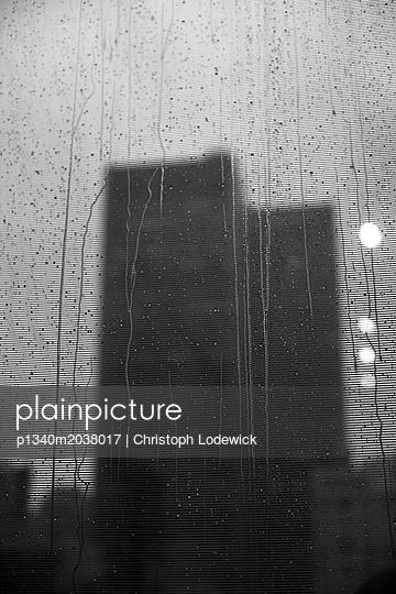 Regen in New York City - p1340m2038017 von Christoph Lodewick