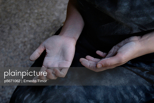 Offene Hände - p5671062 von Ernesto Timor