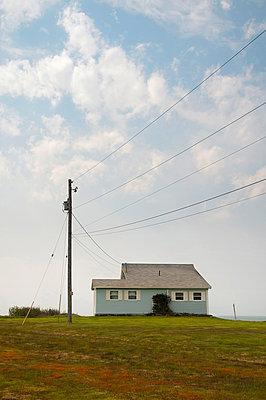 Haus in Nova Scotia - p470m1122998 von Ingrid Michel