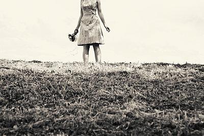 Bride - p1146m943305 by Stephanie Uhlenbrock