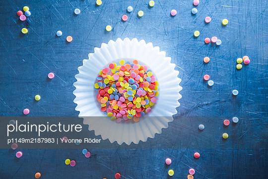 Sugar prinkles - p1149m2187983 by Yvonne Röder