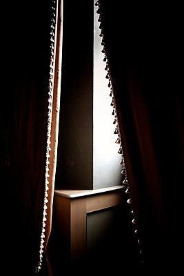 Curtain - p1105m2291242 by Virginie Plauchut