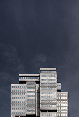 Berlin, Building complex - p1256m2099752 by Sandra Jordan