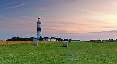 Germany, North Frisia, Sylt, Kampen lighthouse - p300m2012552 by Günter Flegar