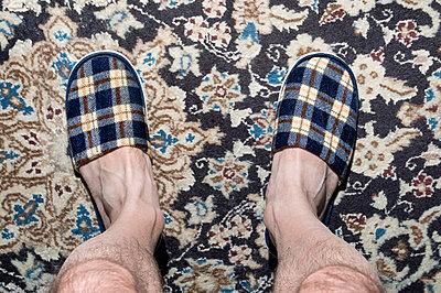 Pantoffelheld - p564m777701 von Dona