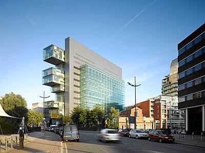 Civil Justice Centre, Hardman Boulevard, Spinningfields, Manchester. - p8550764 by Daniel Hopkinson