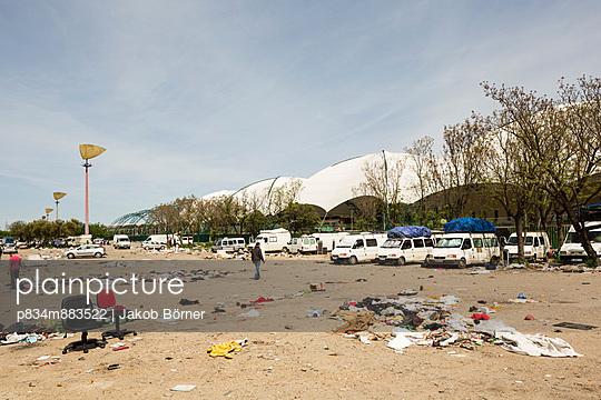 Illegale Müllentsorgung - p834m883522 von Jakob Börner