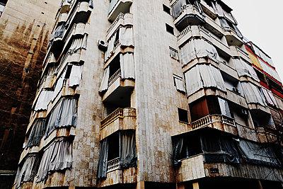 Wohnhaus in Beirut - p979m1206607 von Stefan Klüter