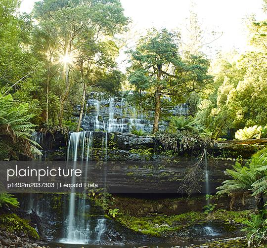 Wasserfall - p1492m2037303 von Leopold Fiala