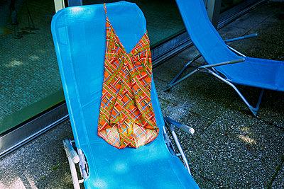 70er Jahre Badeanzug - p606m2008392 von Iris Friedrich