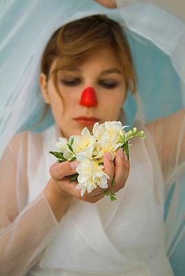 Bride - p6780051 by Christine Mathieu