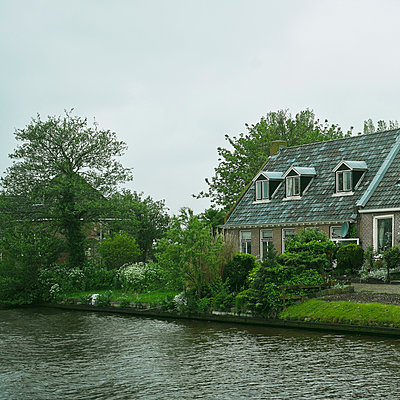 Friesland, Netherlands - p989m1042877 by Gine Seitz