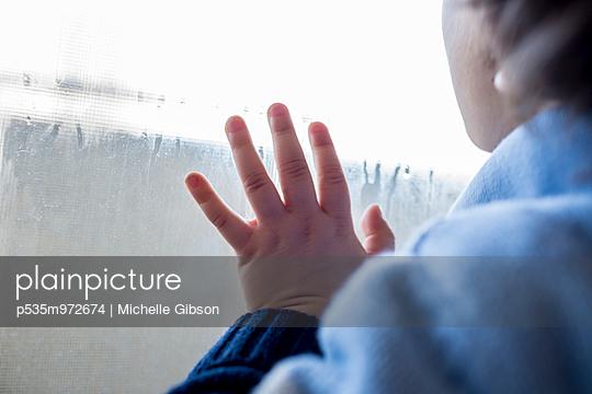 Ausschau halten - p535m972674 von Michelle Gibson
