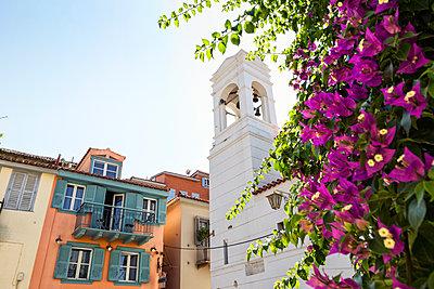 Greece, Peloponnese, Argolis, Nauplia, Saint Spyridon Church - p300m1581156 von Maria Maar