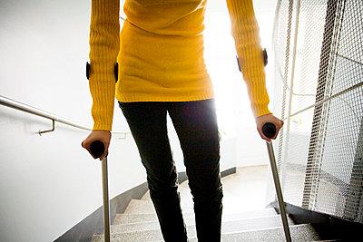 Crutch - p4130186 by Tuomas Marttila