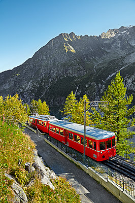 Mountain railway - p926m1128920 by C. Müller
