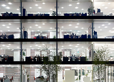 Office building - p1209m1017110 by Guido Erbring