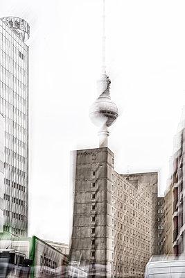Deutschland, Berlin, Fernsehturm - p1643m2229343 von janice mersiovsky